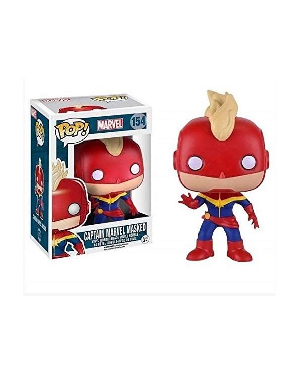 Funko Pop! Marvel Captain...