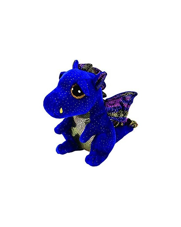 TY Peluche Dragon Bleu with...