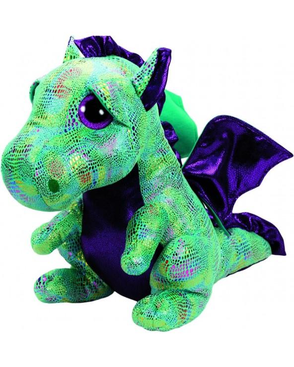 TY Peluche Dragon Green...