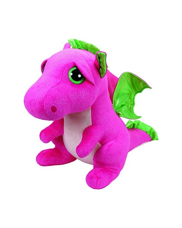 TY Peluche Dragon Pink with...