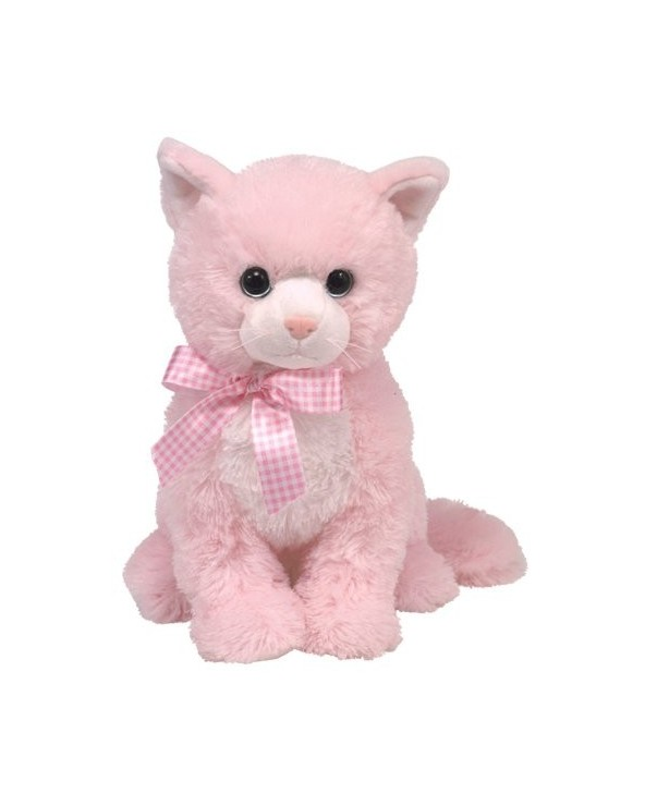 TY Peluche Cat pink with...