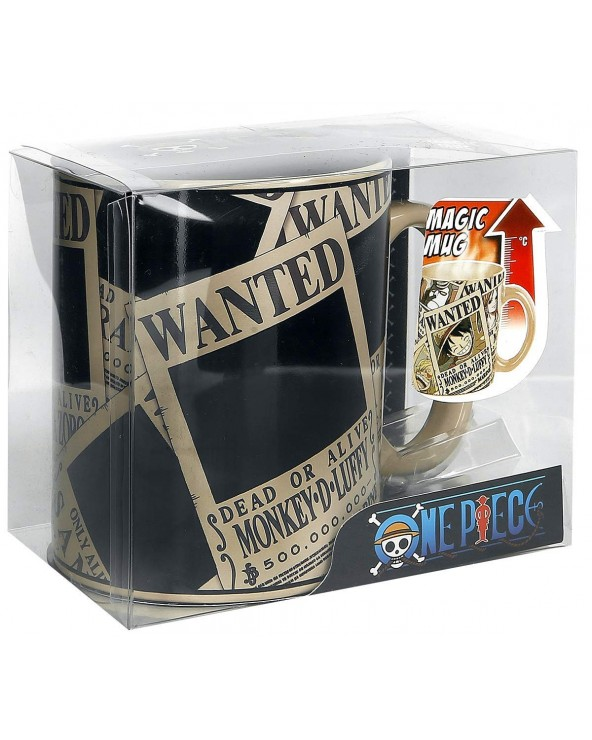 ONE PIECE - Taza Heat...