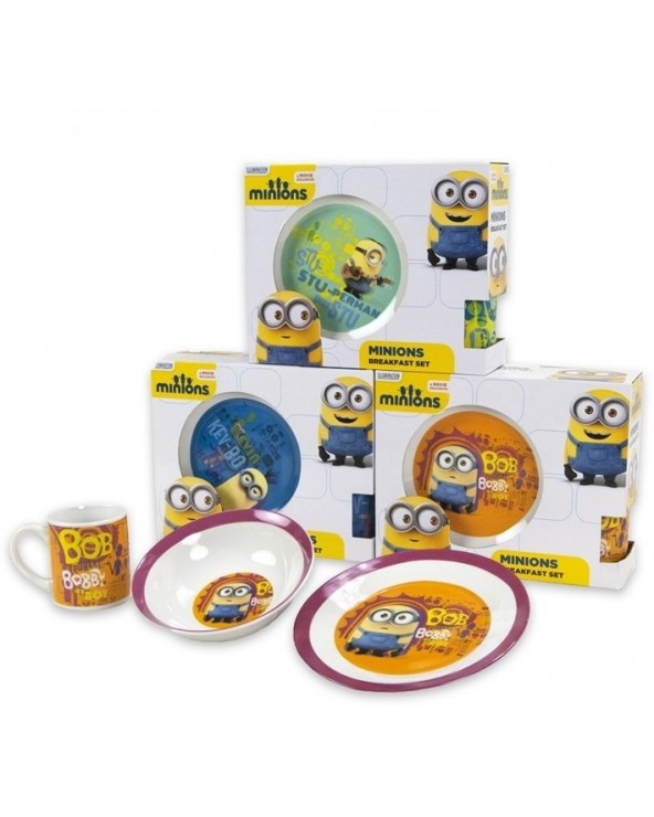 Despicable Me Minions 3pc...
