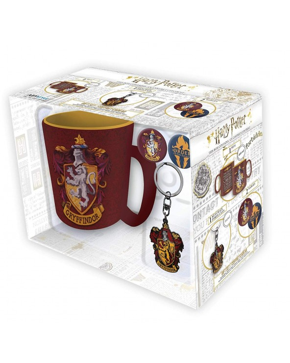 HARRY POTTER - Pck Taza +...