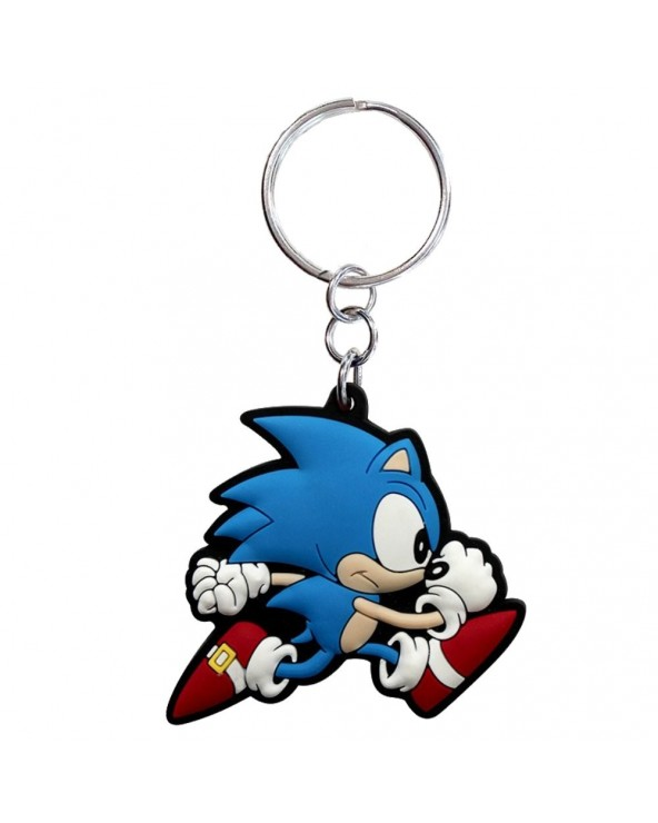 "SONIC - Llavero PVC ""Sonic..."