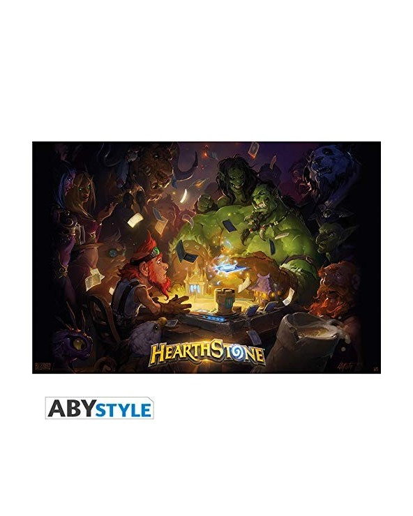 HEARTHSTONE - Key Art -...