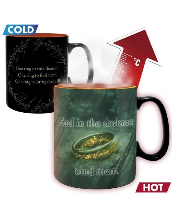 LORD OF THE RING - Taza...