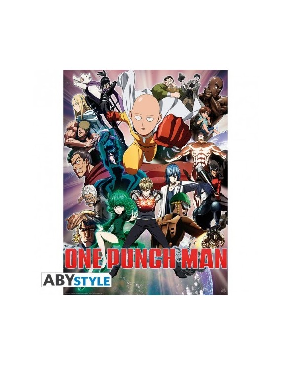 ONE PUNCH MAN - Poster...