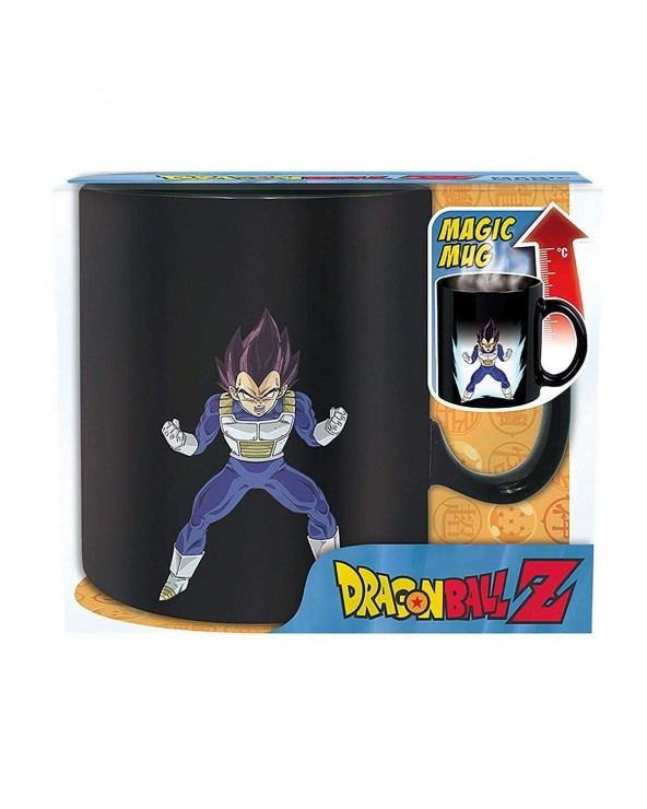 DRAGON BALL - Taza Heat...