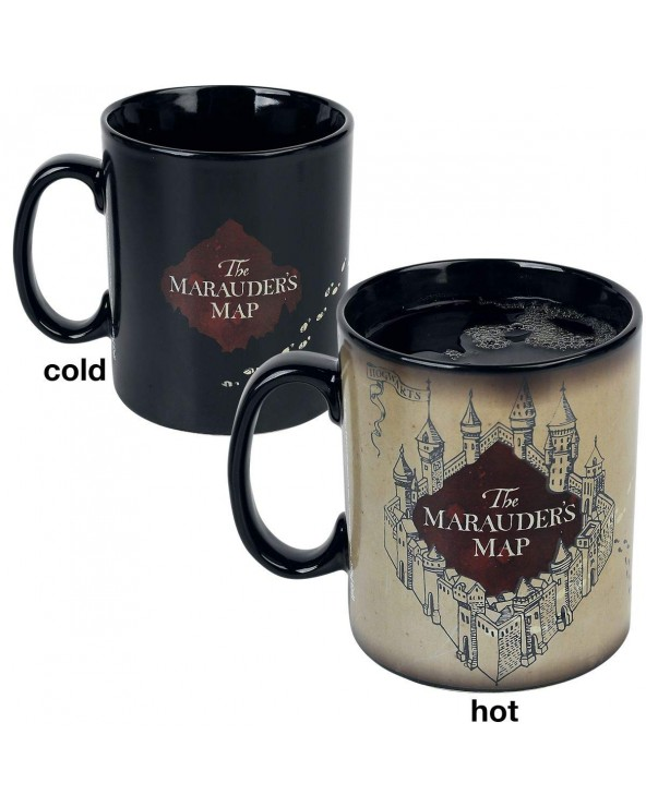 HARRY POTTER - Taza Heat...