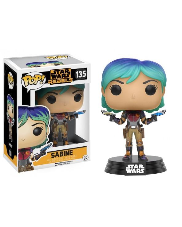 Funko POP! Star Wars Rebels...