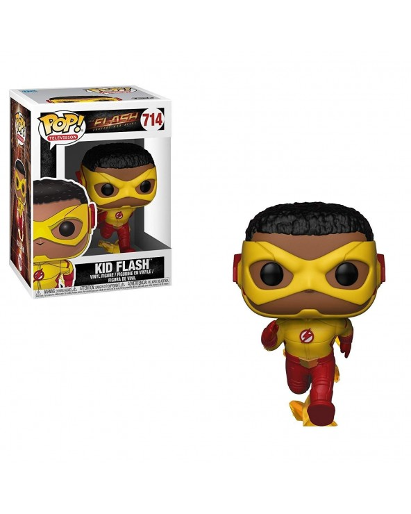 Funko POP! TV The Flash Kid...