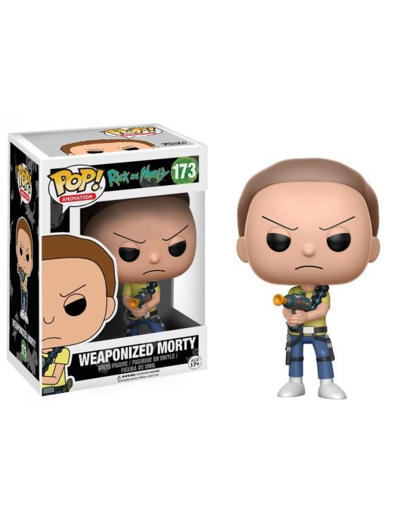 Funko POP! Rick & Morty...