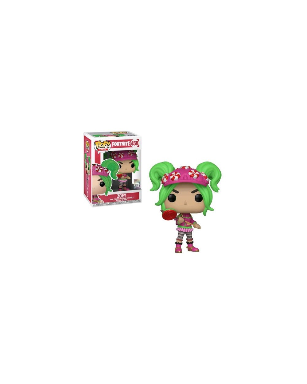 Funko Pop Games Fortnite S2 Zoey