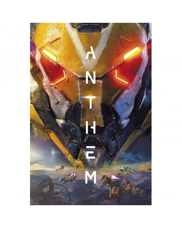 "ANTHEM - Poster ""Javelin""..."