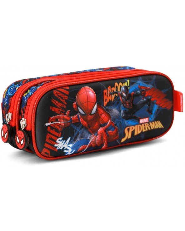 Estuche escolar Spiderman...