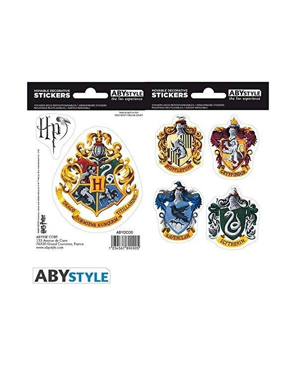 HARRY POTTER - Stickers -...