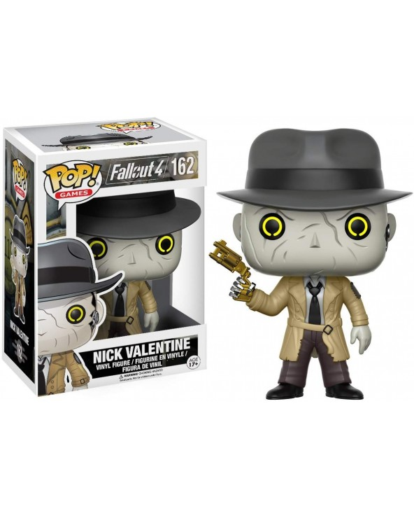 Funko POP! Fallout 4 - Nick...