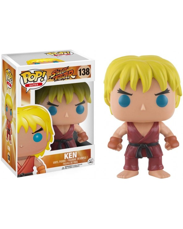 PFunko OP! Street Fighter -...