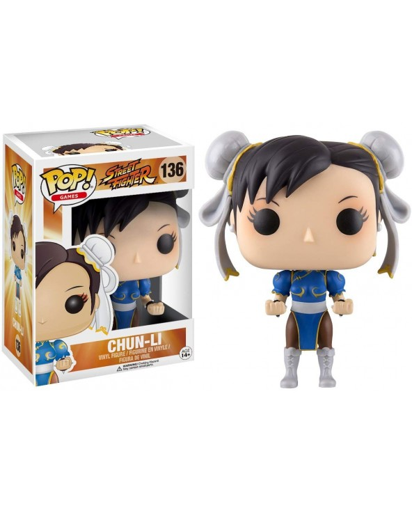 Funko POP! Street Fighter -...
