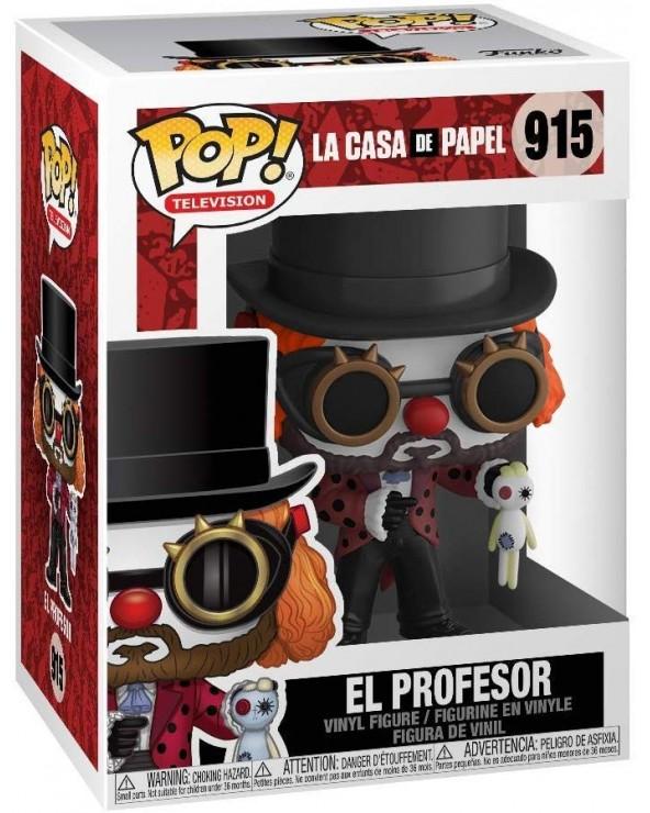 Funko POP! La Casa de Papel...