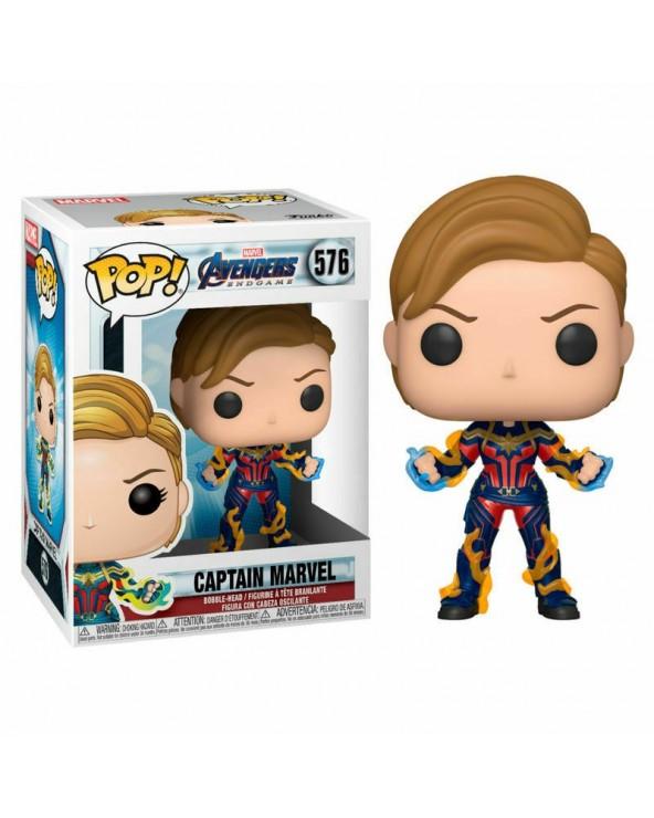Funko POP Marvel: Captain...