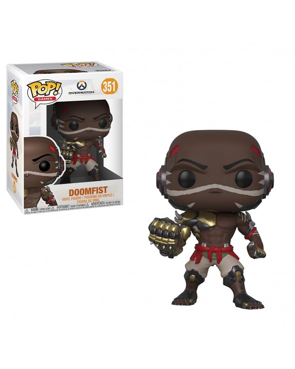 Funko POP! Overwatch Doomfist