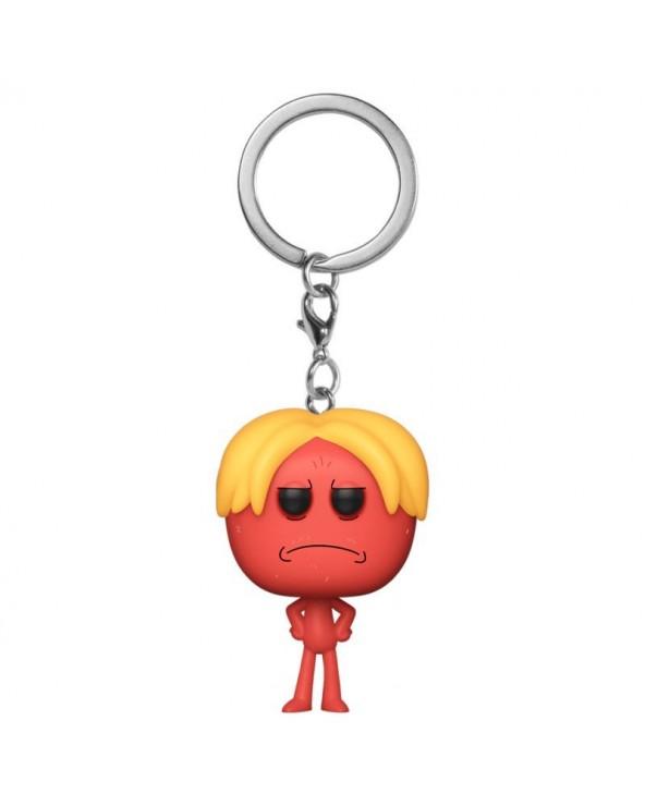 Funko POP Keychain: Rick &...
