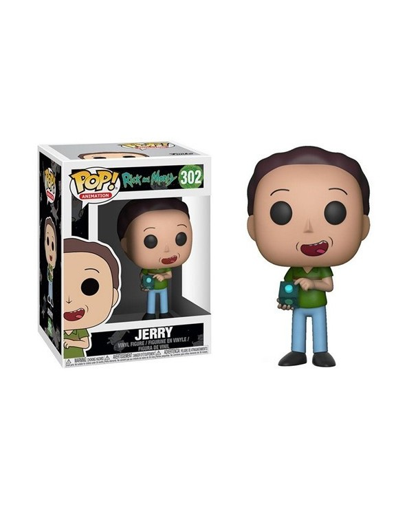 Funko POP! Animation Rick &...