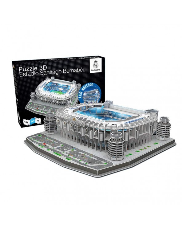 Puzzle 3D REAL MADRID...
