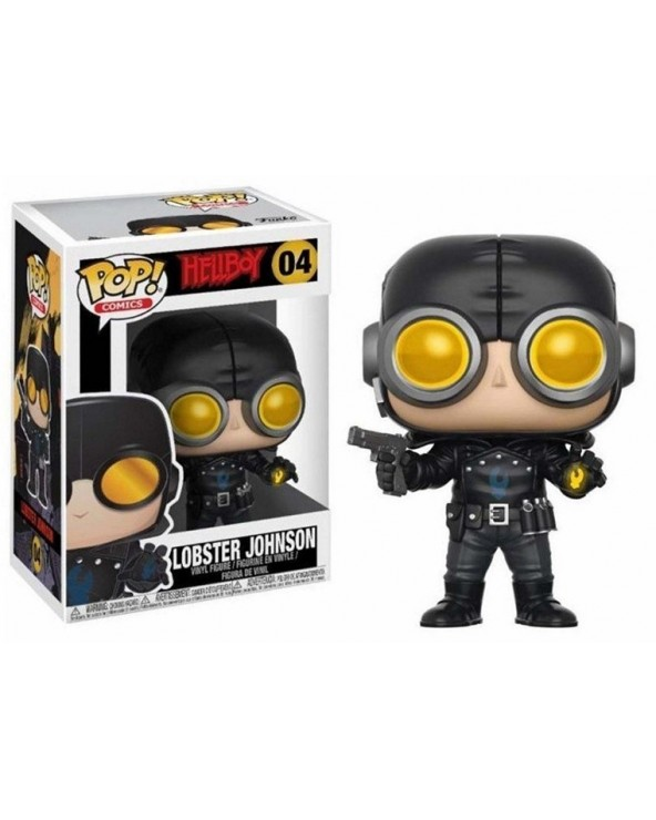 Funko POP! Comics Hellboy...