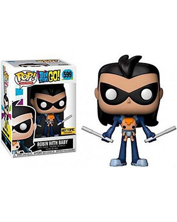 Funko POP! Tv Teen Titans...