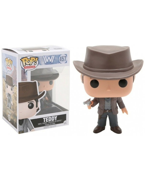 Funko POP! TV Westworld Teddy