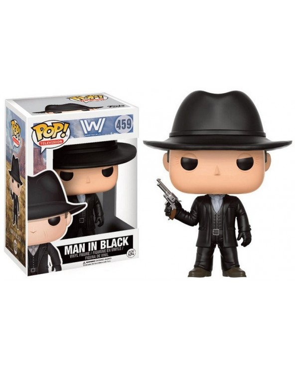 Funko Pop! Westworld Man in...