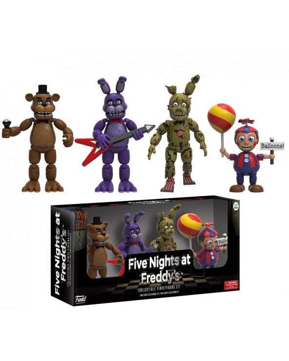 Funko Figuras FNAT Five...