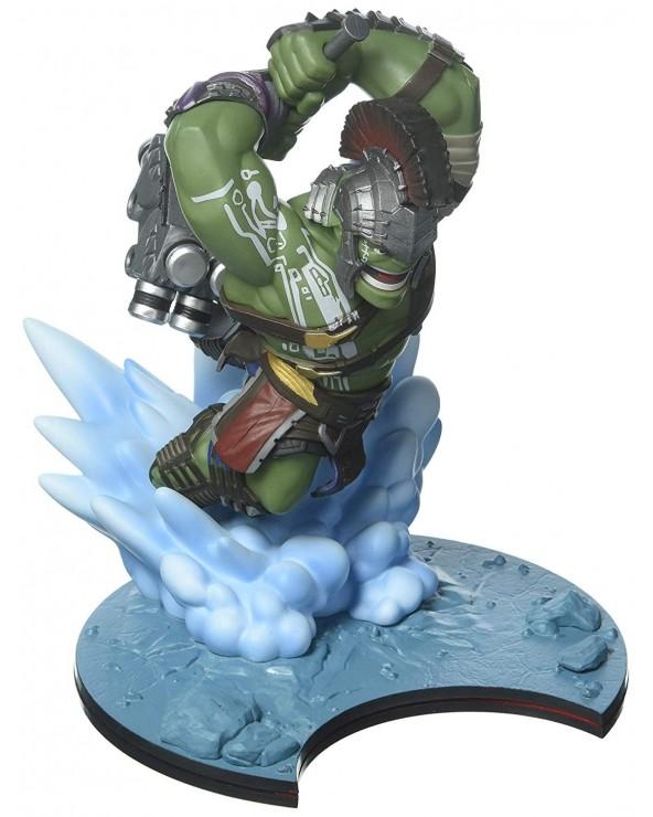 Hulk Q-Fig MAX Diorama